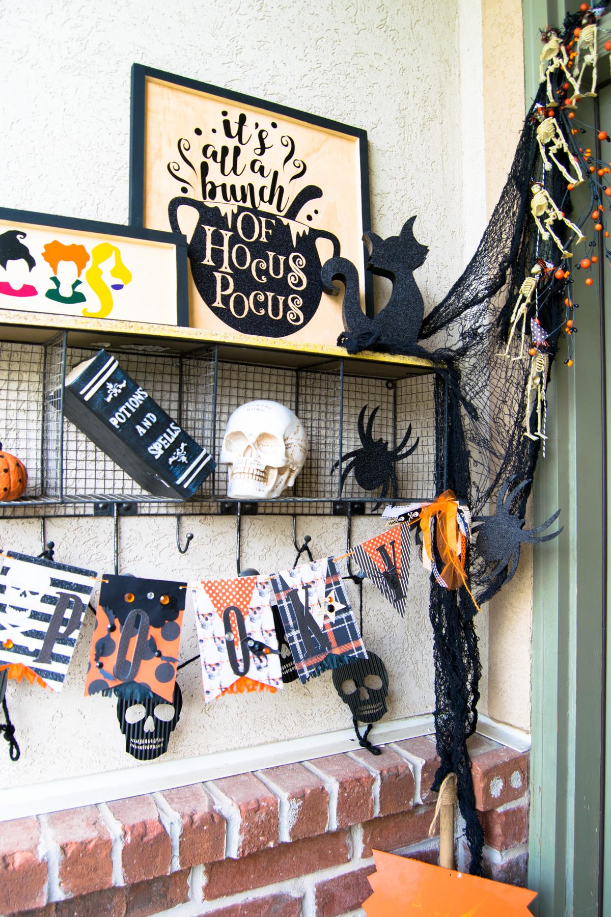 hocus pocus decoration
