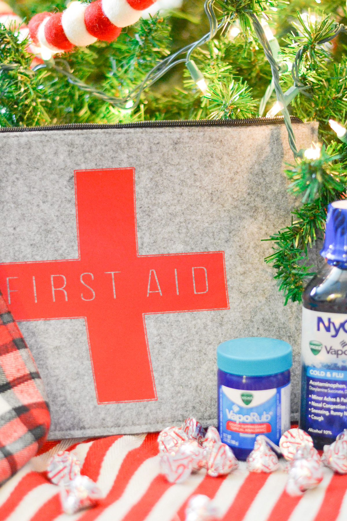 first aid kit for winter