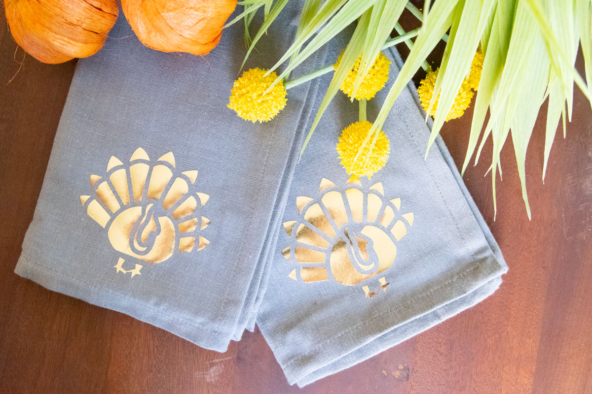 The Cutest Turkey Napkins You've Ever Seen, and You Can Make Them Yourself