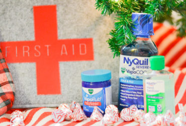 FREE First Aid SVG File and How I Keep Us Healthy in the Winter