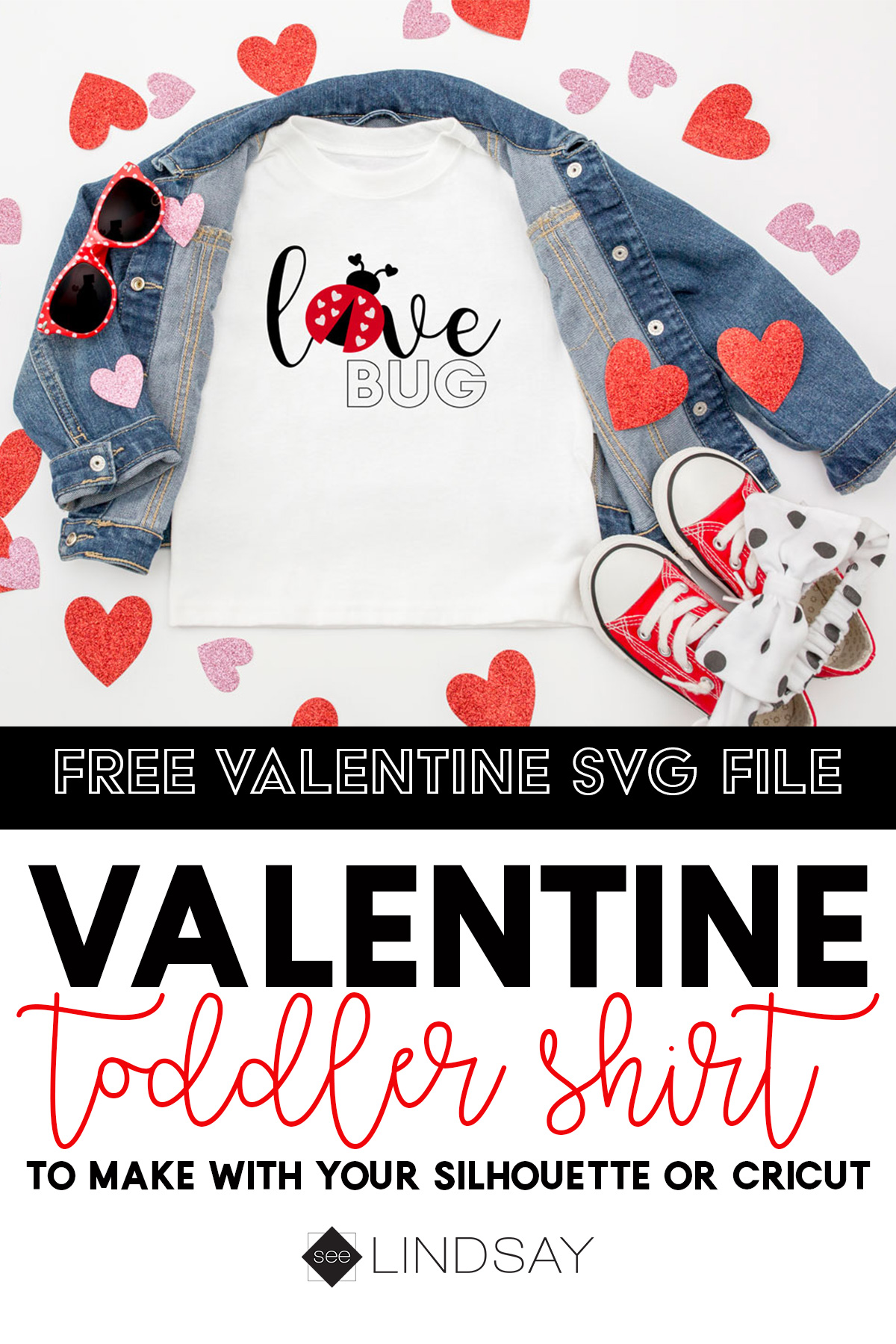 DIY Love Bug T-Shirt