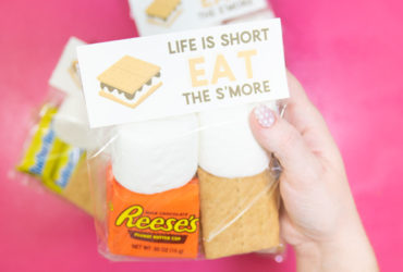 Free S'Mores Printables – Life is short, Eat the S'more