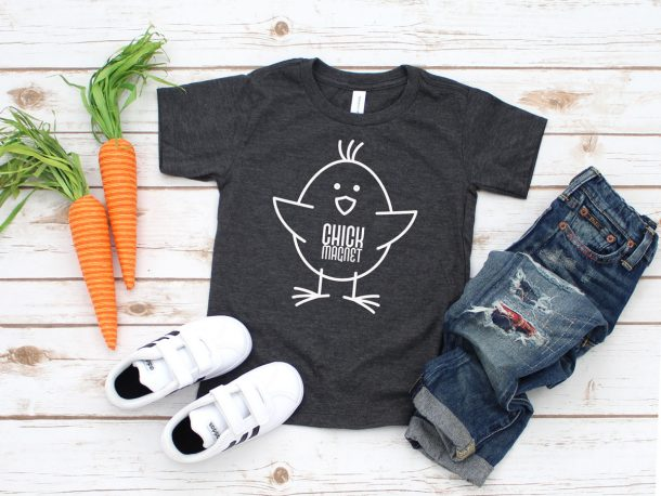 Boy Easter Shirt DIY