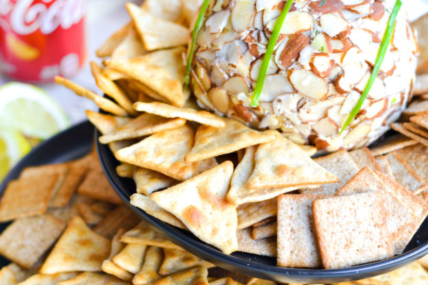 The Best Onion Cheese ball recipe