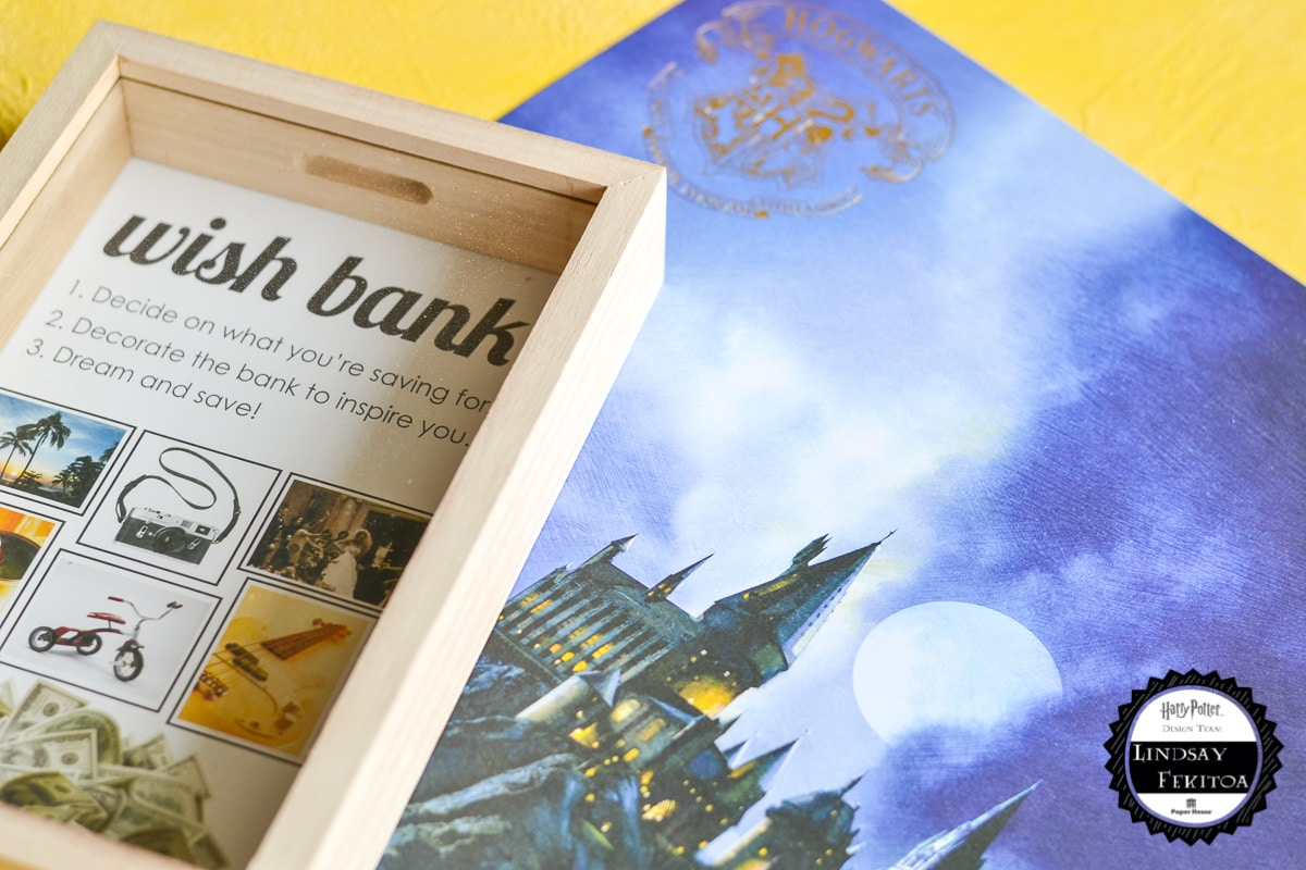 Wish Bank for The Wizarding World of Harry Potter