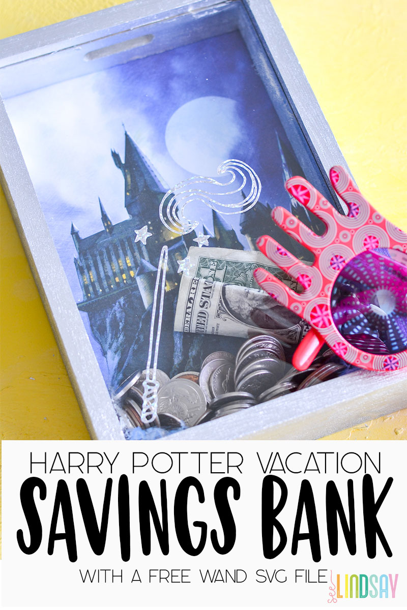 Harry Potter Wish Bank