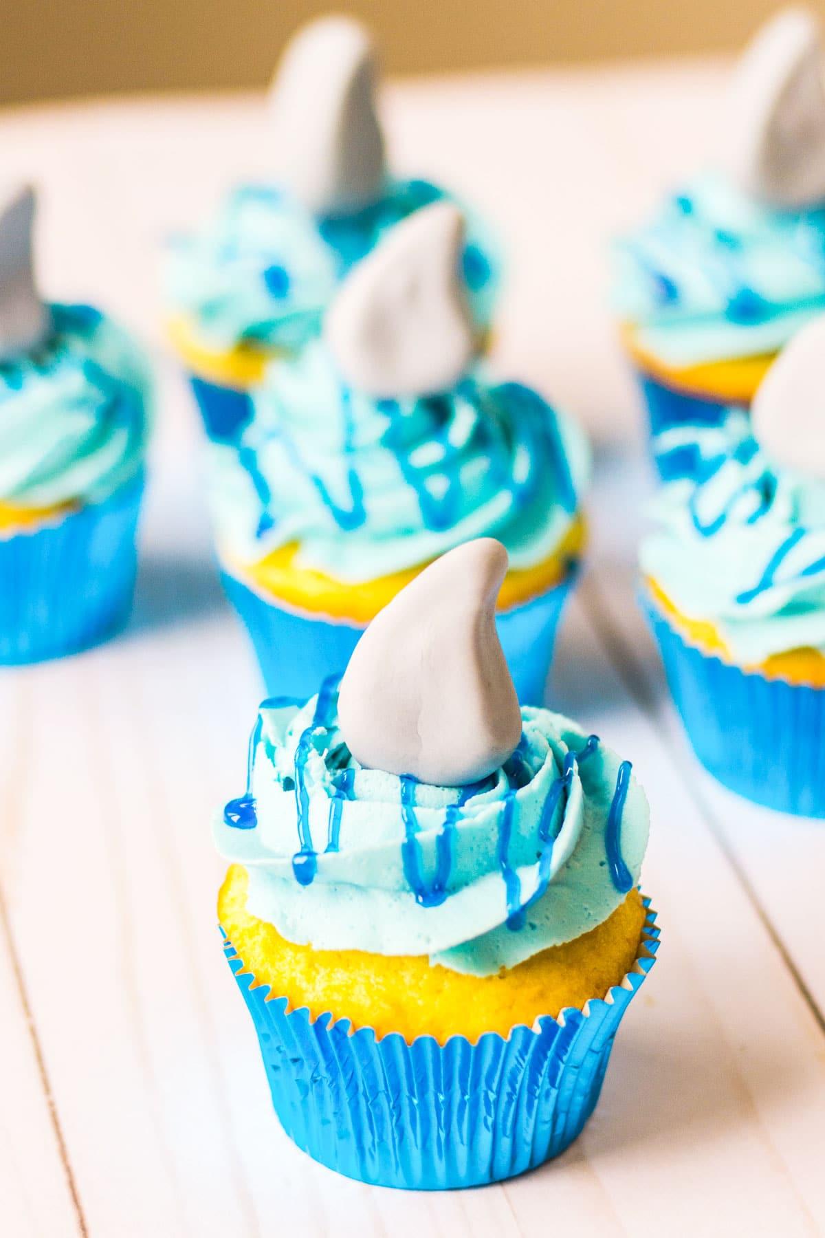 shark party food