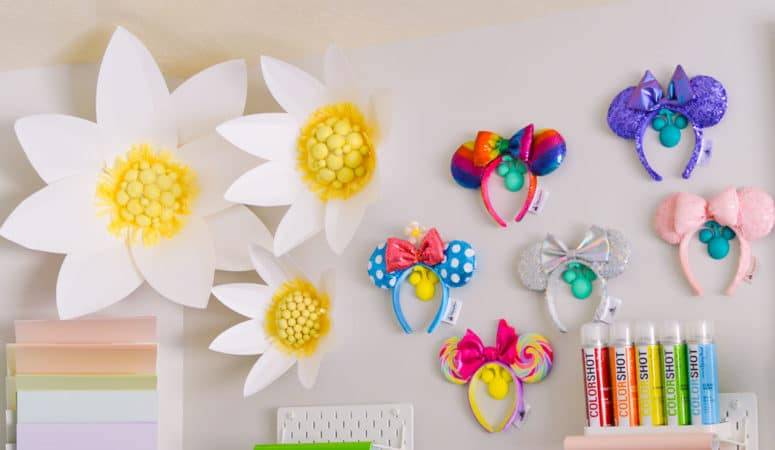 Cricut Paper​ Flowers – Giant Paper Daisies for Your Walls