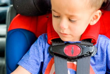 The Coolest Spider-Man Car Seat Ever!