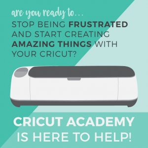 how to use the Cricut