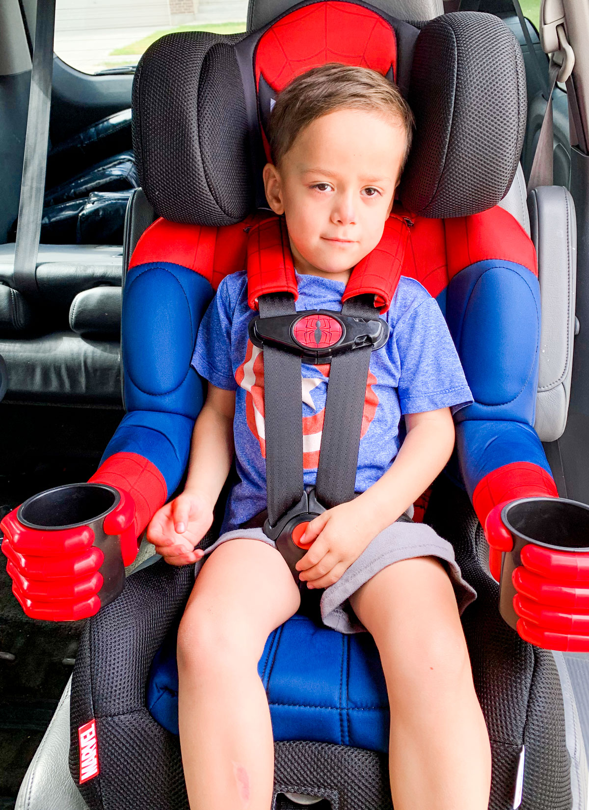 kids embrace car seat