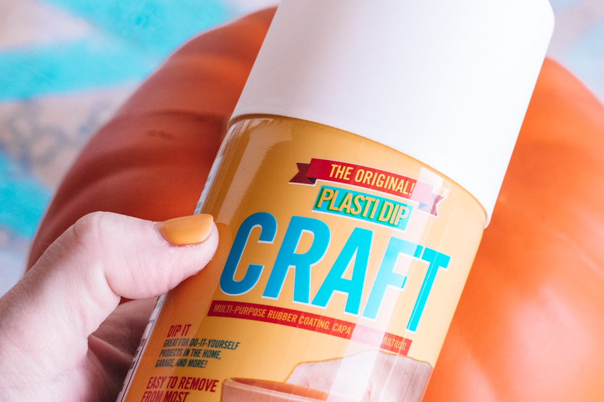 plastic dip craft paint