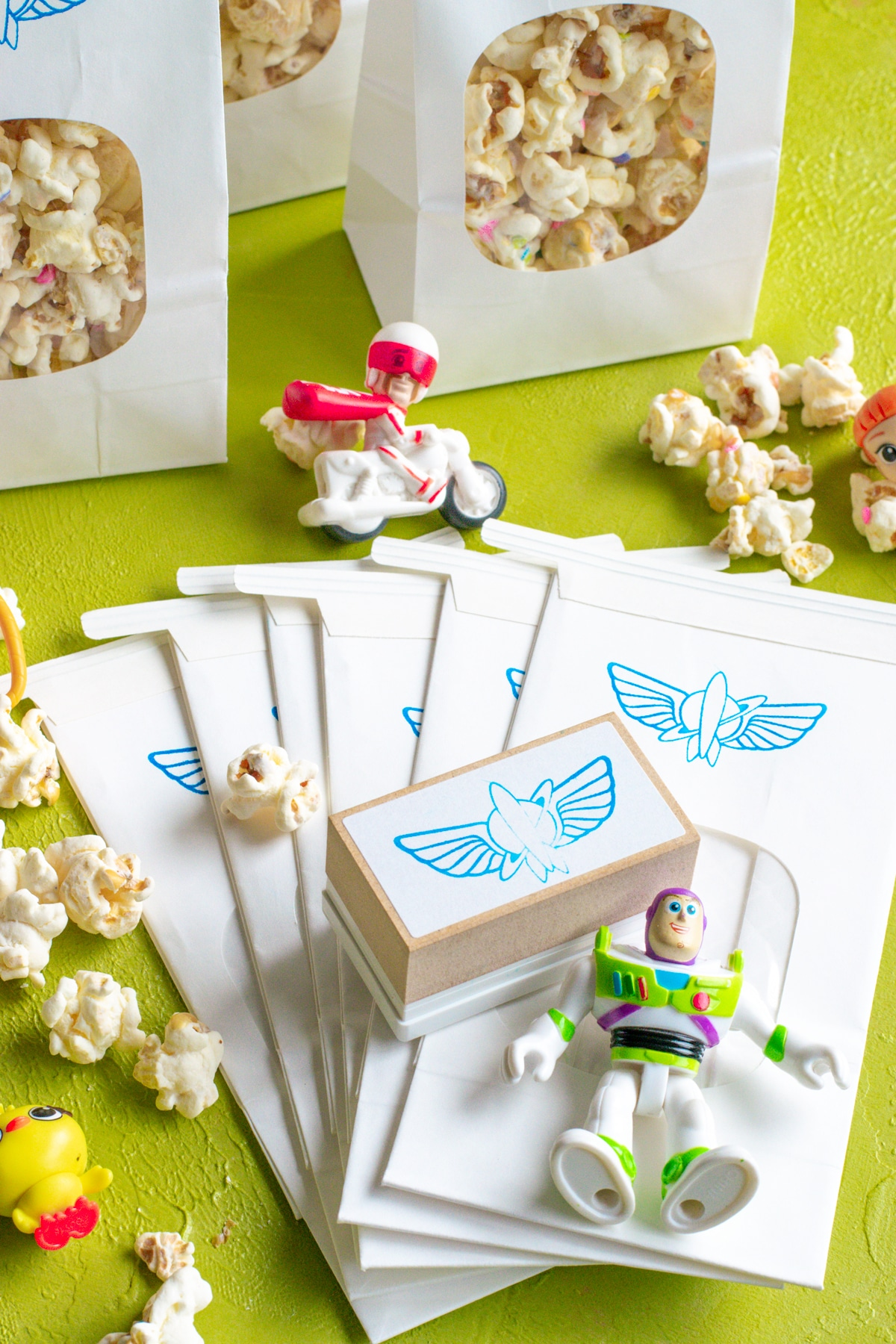 toy story party favor bag