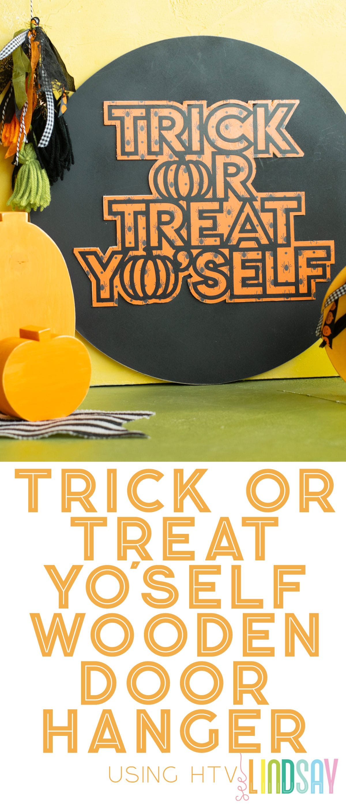 trick or treat yo self