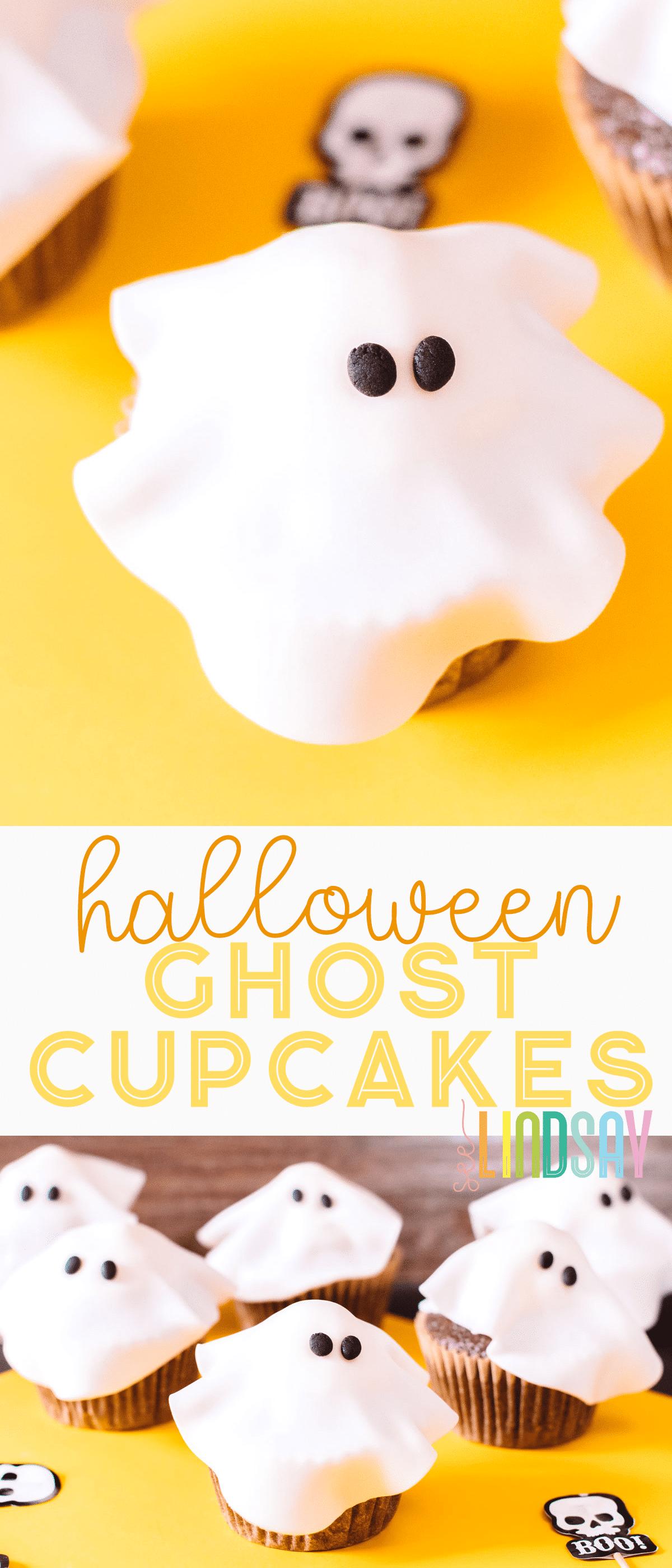 ghost cupcake recipe