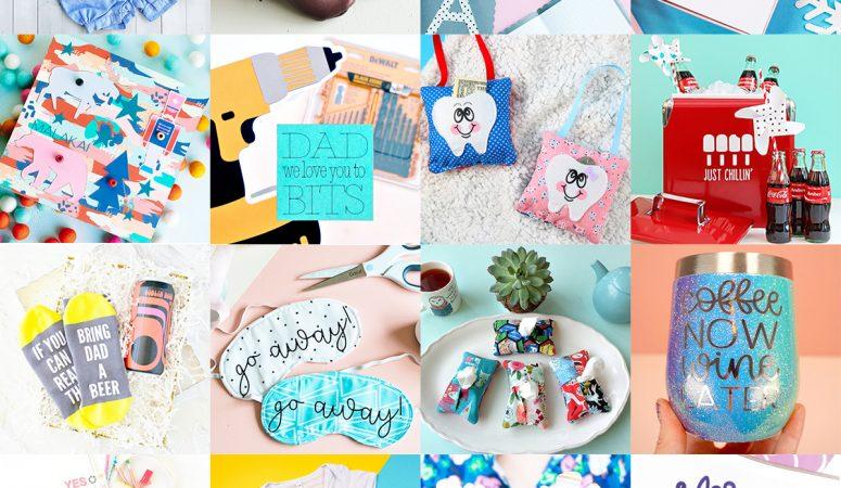 Cricut Gift Ideas for the Whole Family