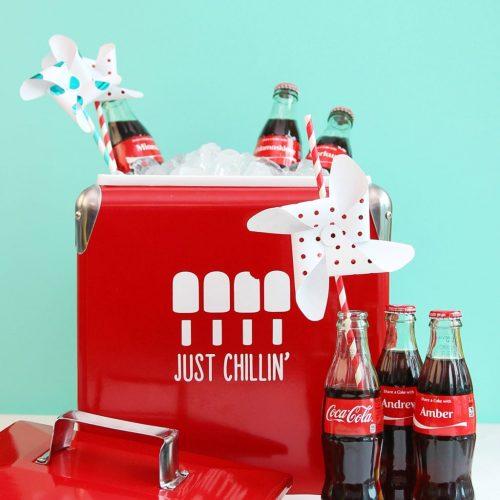 cricut cooler