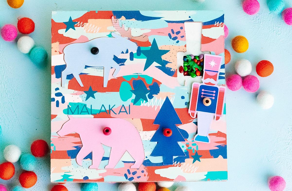 diy puzzle