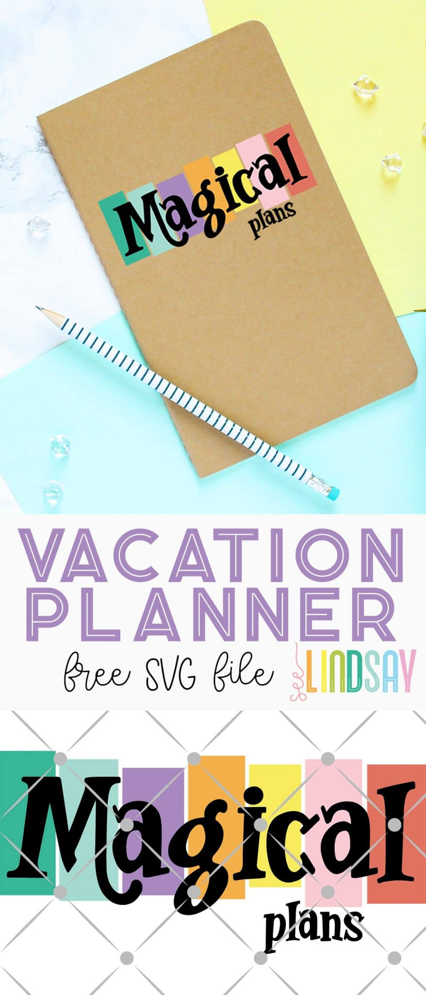 vacation planner for disney diy