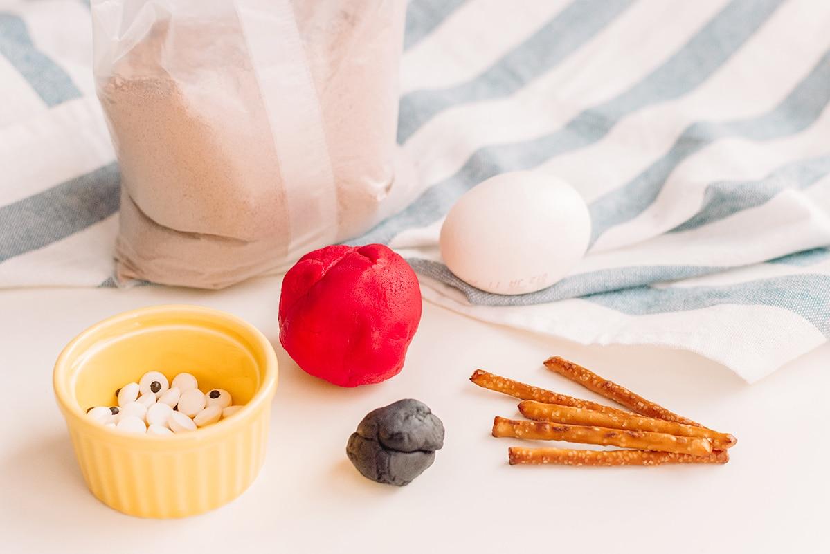 ladybug cupcake supplies