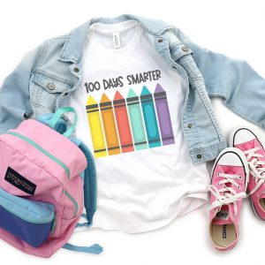 100 Days of School SVG