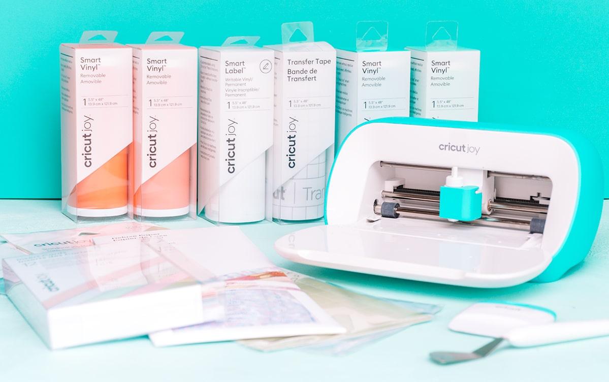 cricut joy smart materials