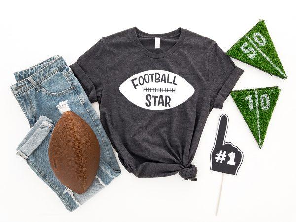 how to make a football shirt