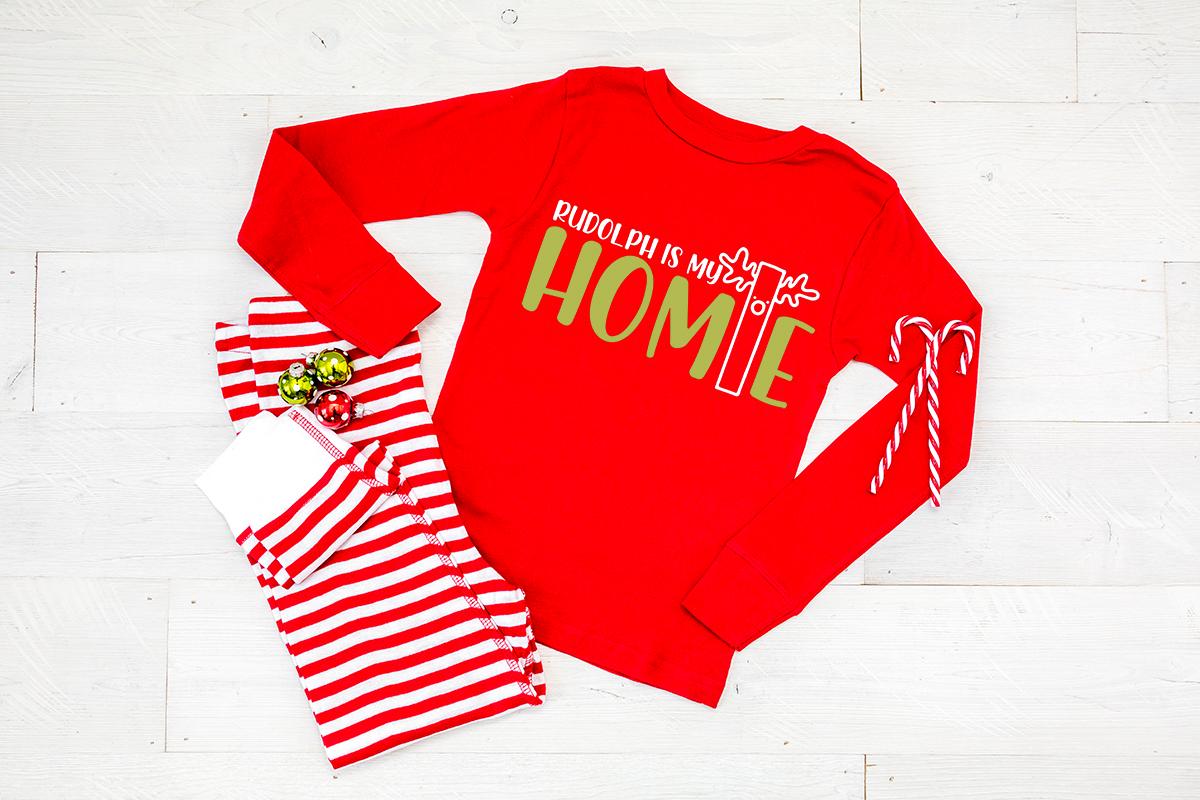 homemade christmas pajamas