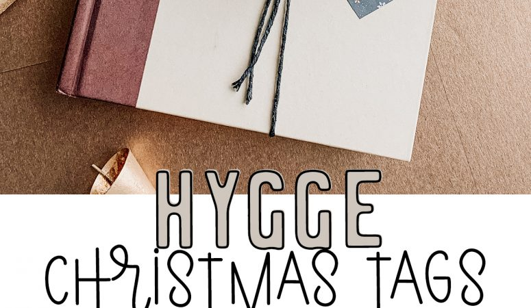 Hygge Christmas Gift Tags – Free Printable