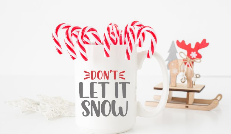 Don't Let It Snow – FREE Snow SVG File