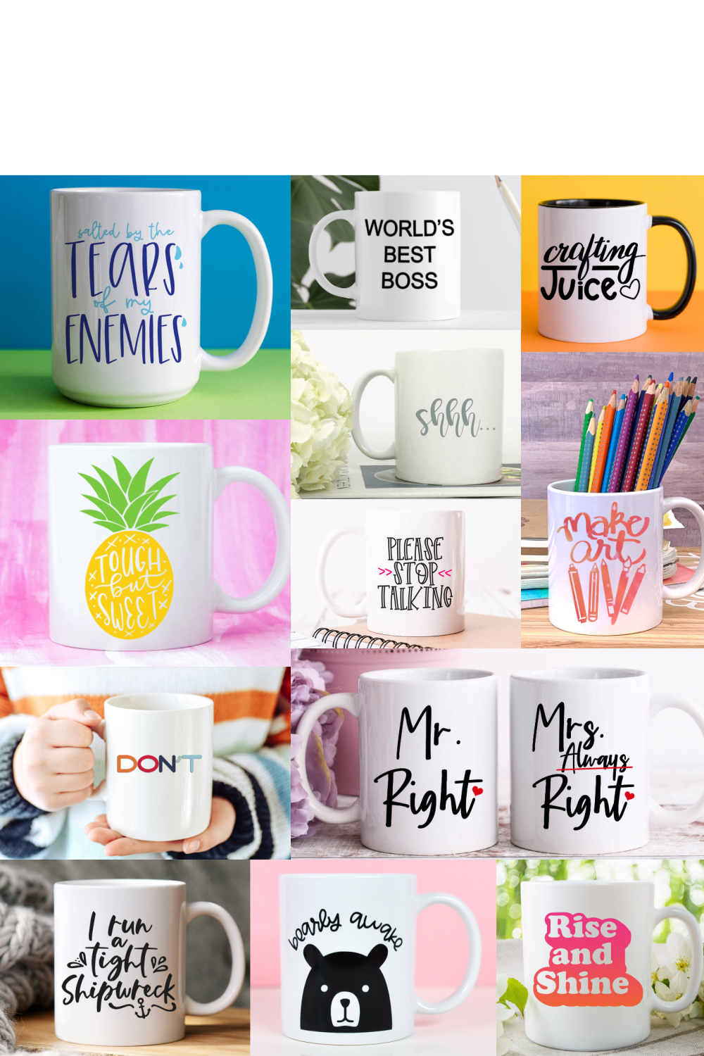 mugs with svgs on it