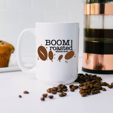 boom roasted coffee svg file